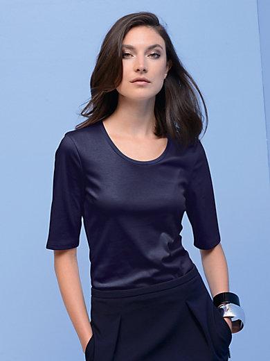 Strenesse - Shirt med rund hals og 1/2-lange ærmer