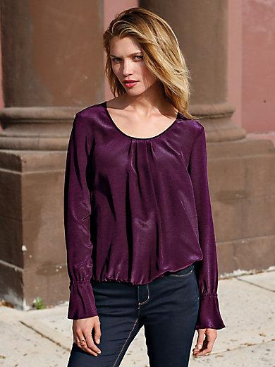 Uta Raasch - Bluse af 100% silke