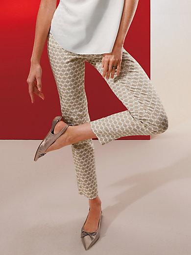 Uta Raasch - Bukser med eksklusivt grafisk print