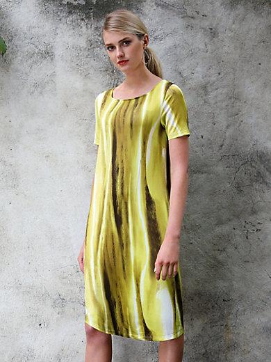 Uta Raasch - Jerseykjole med korte ærmer.
