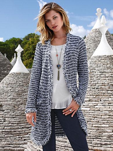 Uta Raasch - Lang strikket jakke