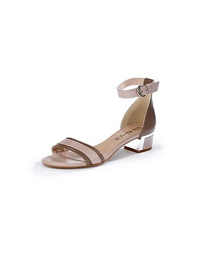 Uta Raasch - Sandal af fint gedenappa